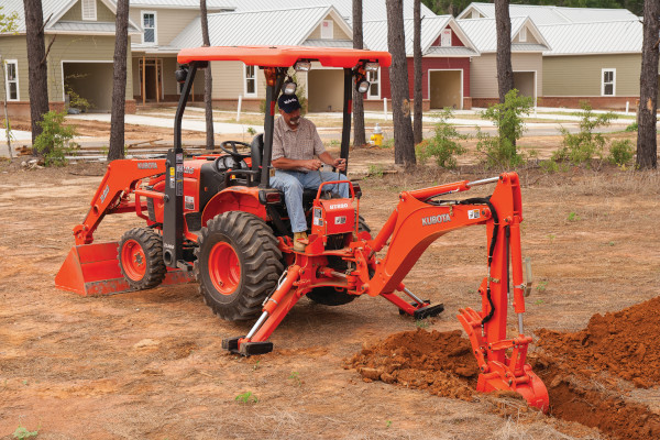 Kubota | TLB Series | Model B26 for sale at Evergreen Tractor, Louisiana