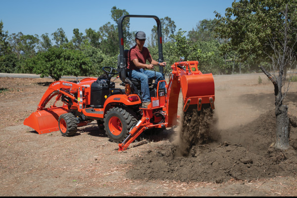 Kubota BX23S for sale at Evergreen Tractor, Louisiana