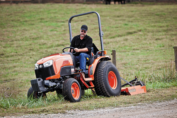 Kubota | Tractors | Compact Tractors for sale at Evergreen Tractor, Louisiana