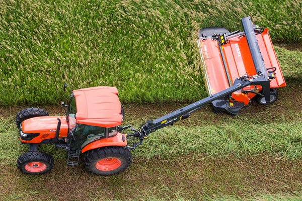 Kubota | Farm Implements | Disc Mower Conditioners for sale at Evergreen Tractor, Louisiana