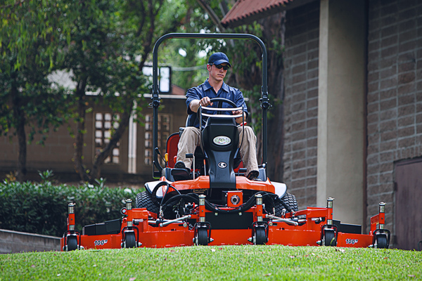 Kubota | Mowers | Front Mount Mowers for sale at Evergreen Tractor, Louisiana