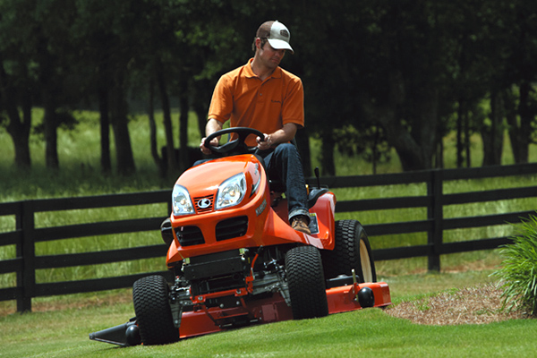 Kubota | Lawn & Garden Tractors | GR Series for sale at Evergreen Tractor, Louisiana