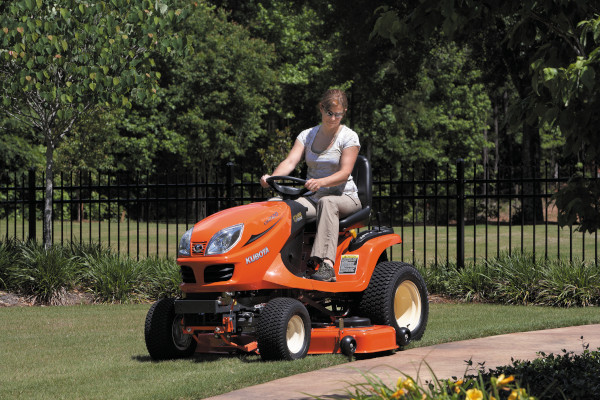 Kubota | Mowers | Lawn & Garden Tractors for sale at Evergreen Tractor, Louisiana
