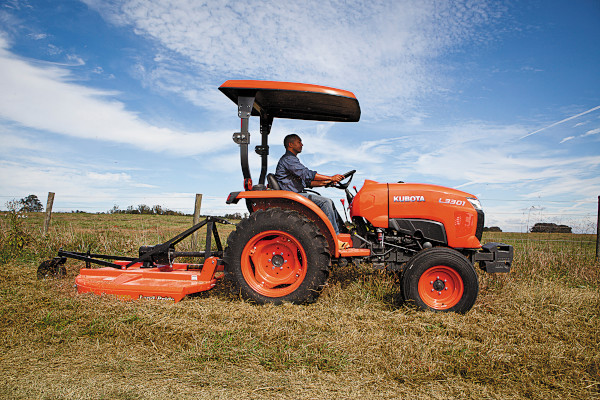Kubota L3301 for sale at Evergreen Tractor, Louisiana