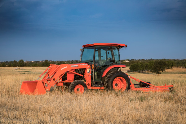 Kubota L3560HSTC LIMITED EDITION for sale at Evergreen Tractor, Louisiana