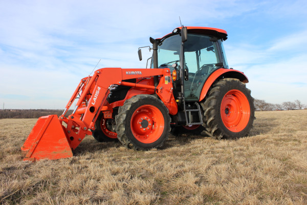 Kubota M4D-071 for sale at Evergreen Tractor, Louisiana