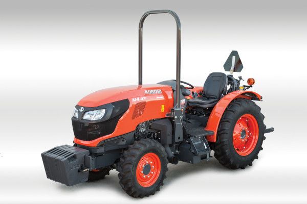 Kubota | M Narrow Series | Model M4N for sale at Evergreen Tractor, Louisiana