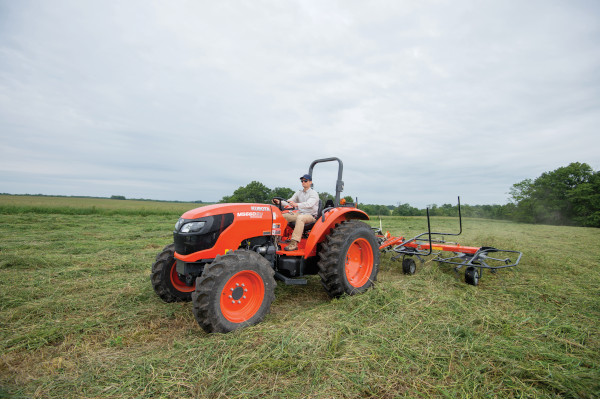 Kubota M5660SUH for sale at Evergreen Tractor, Louisiana
