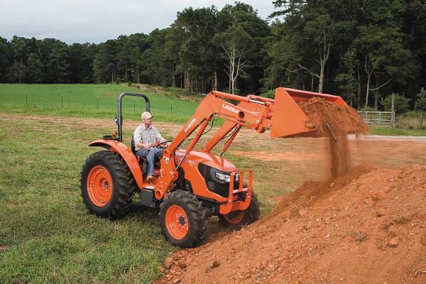 Kubota | M5660SU | Model M5660SUHD for sale at Evergreen Tractor, Louisiana