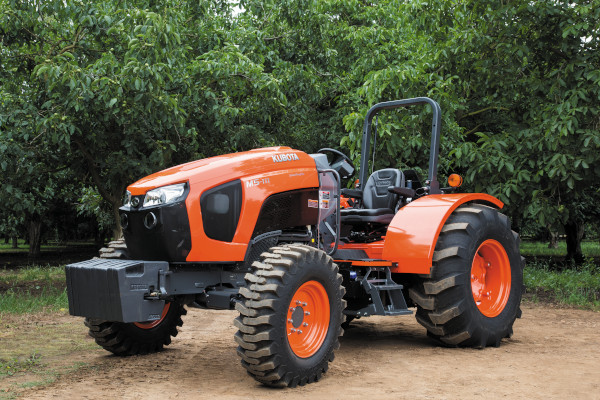 Kubota M5L for sale at Evergreen Tractor, Louisiana