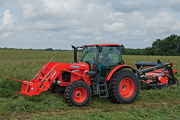 Kubota M6-101 for sale at Evergreen Tractor, Louisiana
