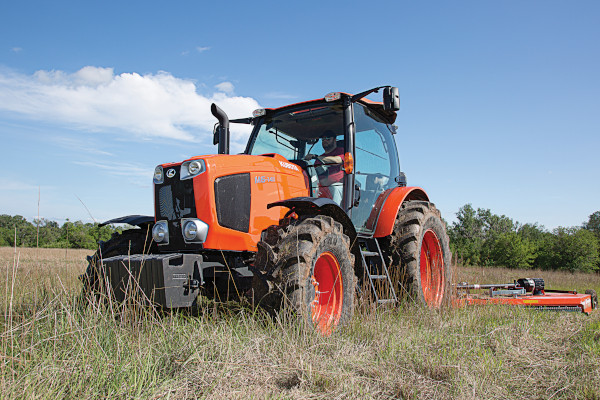 Kubota M6-131 for sale at Evergreen Tractor, Louisiana