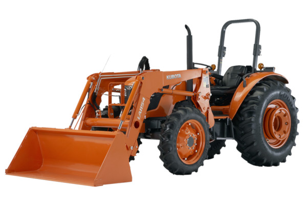 Kubota M6060 for sale at Evergreen Tractor, Louisiana