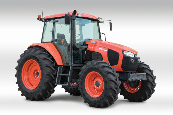 Kubota | M6S Series | Model M6S-111SHDC for sale at Evergreen Tractor, Louisiana
