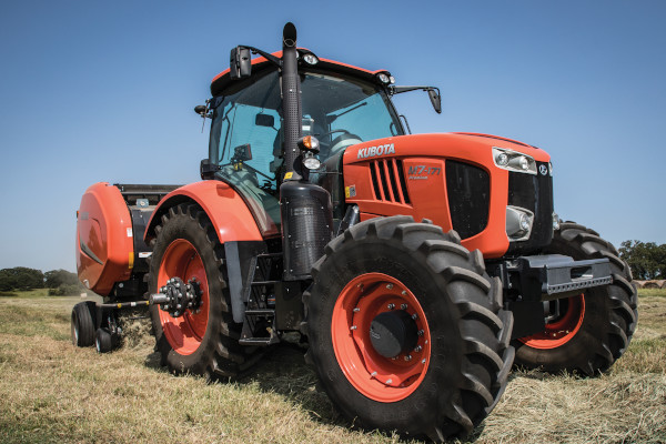 Kubota M7-171 for sale at Evergreen Tractor, Louisiana