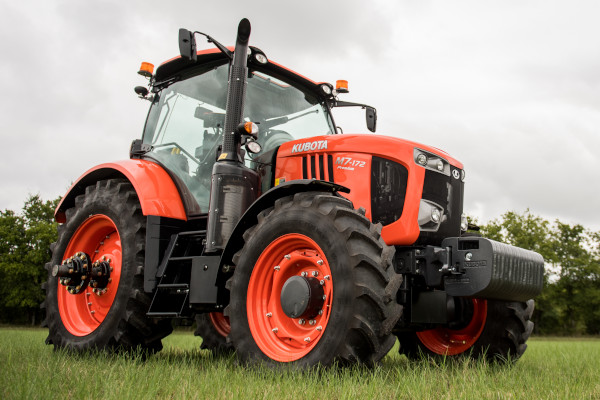 Kubota | M7 Series Gen 2 | Model M7-172 for sale at Evergreen Tractor, Louisiana