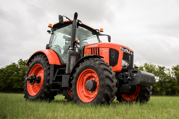 Kubota | Agriculture Tractors | M7 Series Gen 2 for sale at Evergreen Tractor, Louisiana