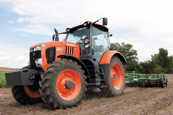 Kubota | Agriculture Tractors | M7 Series for sale at Evergreen Tractor, Louisiana