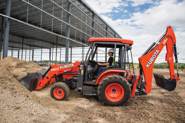 Kubota | TLB Series | Model M62 for sale at Evergreen Tractor, Louisiana