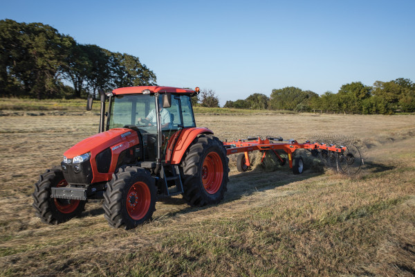 Kubota | M6S Series | Model M6S-111SHC for sale at Evergreen Tractor, Louisiana