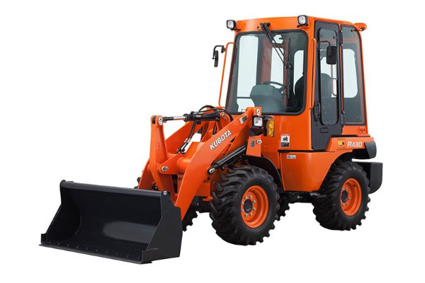 Kubota R430 for sale at Evergreen Tractor, Louisiana