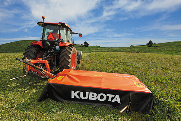 Kubota DM1024 for sale at Evergreen Tractor, Louisiana