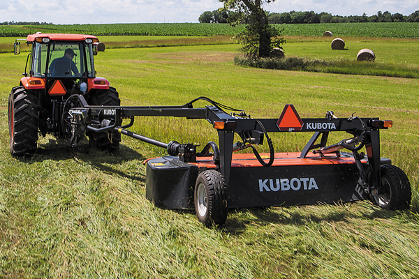 Kubota | DM5000 Series | Model DM5032 for sale at Evergreen Tractor, Lousisana