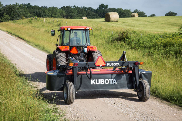 Kubota | DM5000 Series | Model DM5040 for sale at Evergreen Tractor, Lousisana