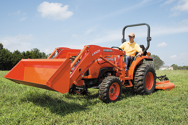 Kubota | L Series | Model L2501 for sale at Evergreen Tractor, Louisiana