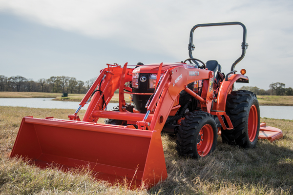 Kubota | Grand L60 Series | Model L3560 for sale at Evergreen Tractor, Louisiana