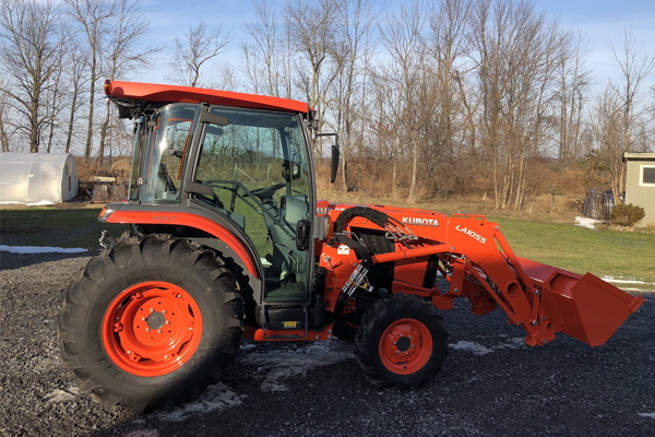 Kubota | Grand L60 Series | Model L4760 for sale at Evergreen Tractor, Louisiana
