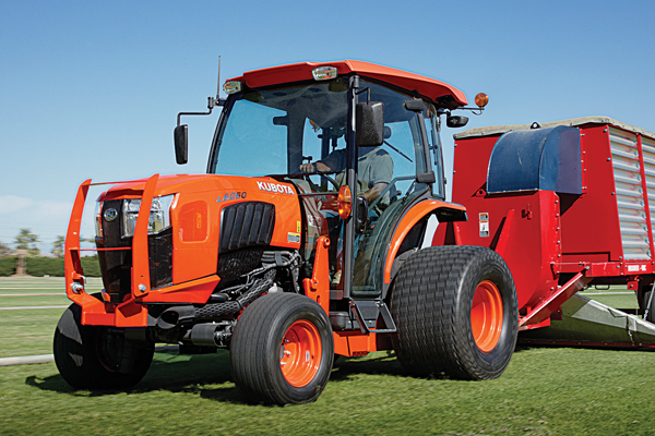Kubota | Grand L60 Series | Model L6060 for sale at Evergreen Tractor, Louisiana