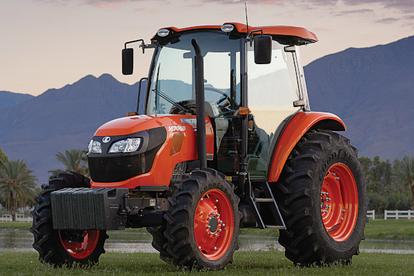 Kubota M7060 for sale at Evergreen Tractor, Louisiana