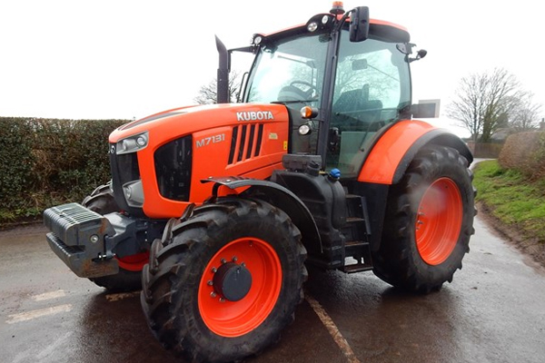 Kubota | M7 Series | Model M7-131 for sale at Evergreen Tractor, Louisiana