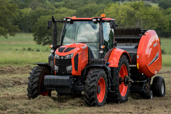 Kubota | M7 Series Gen 2 | Model M7-132 for sale at Evergreen Tractor, Louisiana
