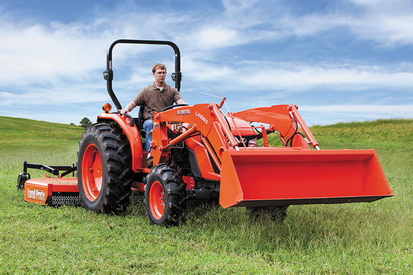 Kubota | MX Series | Model MX5800 for sale at Evergreen Tractor, Louisiana