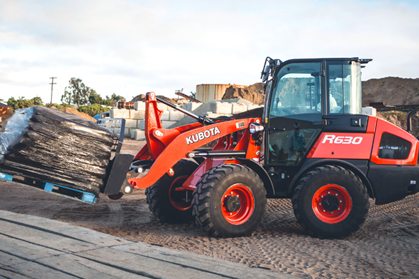 Kubota R630 for sale at Evergreen Tractor, Louisiana