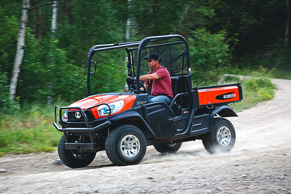 Kubota | RTV-X Series | Model RTV-X1120 for sale at Evergreen Tractor, Louisiana