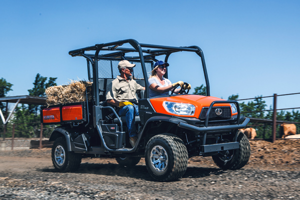 Kubota | RTV-X Series | Model RTV-X1140 for sale at Evergreen Tractor, Louisiana