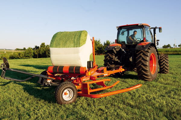 Kubota | WR Series Bale Wrappers | Model WR1400 for sale at Evergreen Tractor, Louisiana