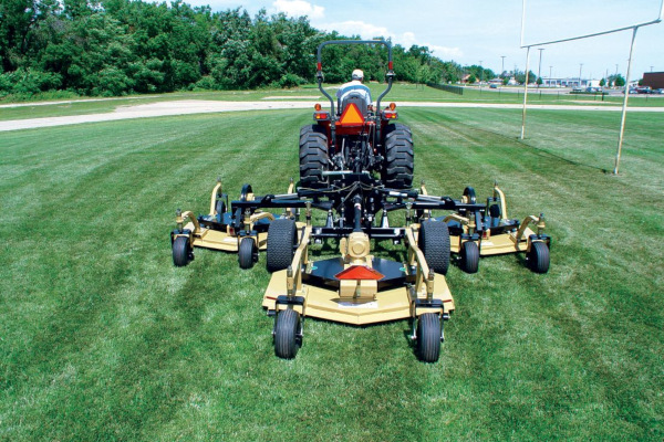 Land Pride | Grooming Mowers | AFM4214 All-Flex Mowers for sale at Evergreen Tractor