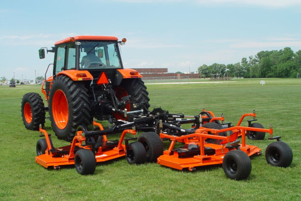 Land Pride | Grooming Mowers | AFM4216 All-Flex Mowers for sale at Evergreen Tractor