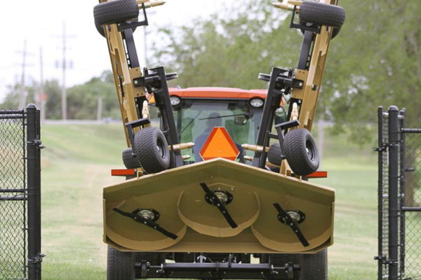 Land Pride | Grooming Mowers | AFM4522 All-Flex Mowers for sale at Evergreen Tractor