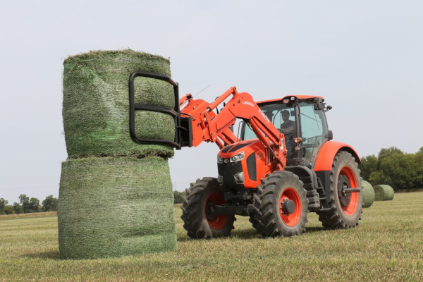 Land Pride | Dirtworking | BG2400 & BGE2400 Bale Grabbers for sale at Evergreen Tractor, Louisiana