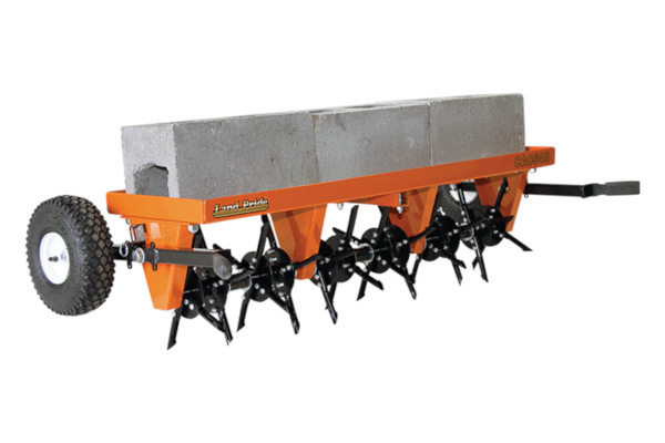 Land Pride | Dirtworking | CA05 Series Core Aerators for sale at Evergreen Tractor, Louisiana