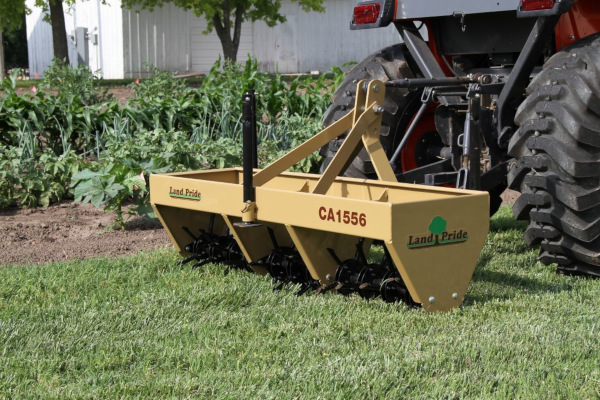Land Pride | CA15 Series Core Aerators | Model CA1556 for sale at Evergreen Tractor, Louisiana