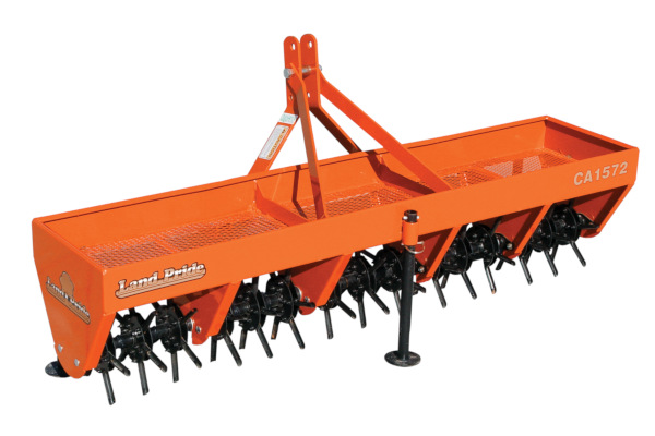Land Pride | CA15 Series Core Aerators | Model CA1564 for sale at Evergreen Tractor, Louisiana