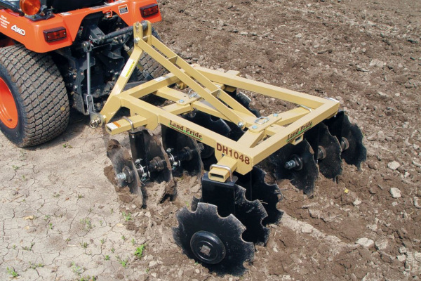 Land Pride | DH10 Series Disc Harrows | Model DH1048 for sale at Evergreen Tractor, Louisiana