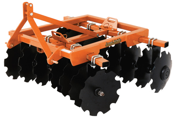 Land Pride | Dirtworking | DH15 Series Disc Harrows for sale at Evergreen Tractor, Louisiana