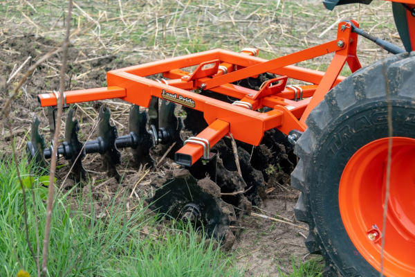 Land Pride | DH15 Series Disc Harrows | Model DH1590 for sale at Evergreen Tractor, Louisiana